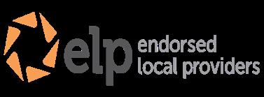 endorsed local providers logo